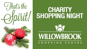 Willowbrook Charity Shopping Night 2017