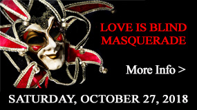 Love is Blind Masquerade 2018 fundraiser