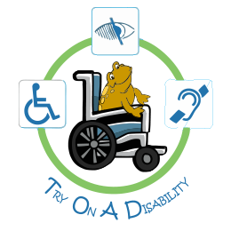 Try on a Disability
