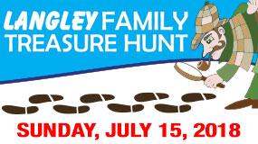 Langley Family Treasure Hunt 2018