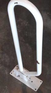 Wall mounted toilet bars (2) / Metal Image