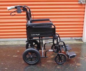 Airgo Comfort Plus - manual wheelchair Image