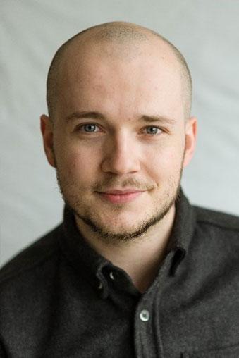 Graeme Thompson headshot
