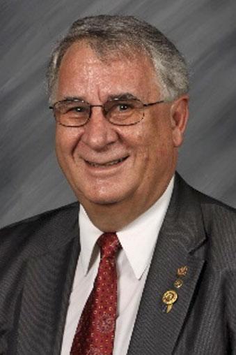 Bill Robson headshot